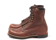 Now available: Red Wing Shoes 2943 - Harvester Amber Harness - www.redwingamsterdam.com