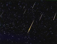 A REPRISE OF LEO THE LION'S METEOR SHOWER HISTORY   Leonid Meteor Shower History and Lore