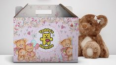 Teddy's Surprise toys - toys from various manufacturers When you buy you can not see a surprise toys inside the box. Baby Toys, Kids Toys, Inside The Box, Finland, Toy Chest, Children, Cute, Gifts, Home Decor