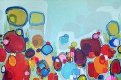 "Saatchi Online Artist Claire Desjardins; Painting, ""Always Will Be"" #art"