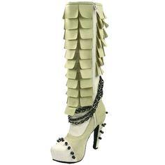 [HADES] CAYMENE / WHITE - corset, gothic shop {{* EpicureanGarden ... corset *}}