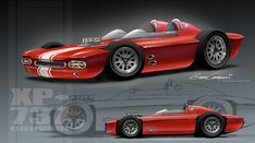 Corvair XP-737 modified by GaryCampesi on deviantART