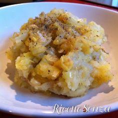 Porri e patate al curry    UN CONTORNO SQUISITO SENZA UOVA, LATTICINI O SOIA