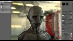Marmoset Toolbag 2 Ghoul Realtime