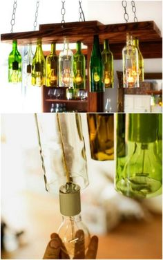 50 Brilliant Repurposing Ideas To Turn Old Kitchen Items Into Exciting New Things - DIY & Crafts Home Crafts, Diy Home Decor, Diy Crafts, Sharpie Crafts, Old Kitchen, Kitchen Items, Kitchen Tools, Bottle Art, Bottle Crafts