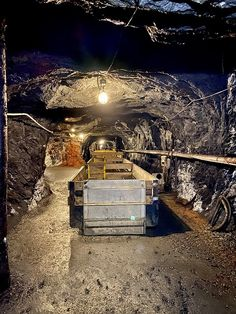 Visit: Pioneer Tunnel Coal Mine {Ashland, PA}