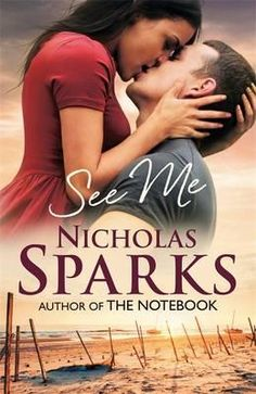 See Me by Nicholas Sparks. See Me by Nicholas Sparks. Two letters kept being mentioned in this book, OK. Romantic Comedy Movies, Romance Movies, Romance Books, Drama Movies, See Me Nicholas Sparks, Nicholas Sparks Movies, I Love Books, Good Books, Books To Read