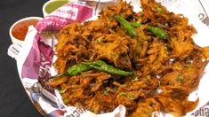 Breakfast Juice, Pakora Recipes, Snack Recipes, Cooking Recipes, Tea Time Snacks, Indian Street Food, Evening Snacks, Recipe Link, Indian Snacks