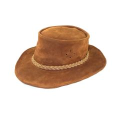 Australian #outback #handmadeleather vintage hat - fedora / #cowboy / vaquero - b,  View more on the LINK: 	http://www.zeppy.io/product/gb/3/231748988/