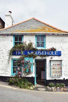 Travel | Südengland Roadtrip - 5 zauberhafte Küstenorte in Cornwall, die man gesehen haben sollte - Mousehole | 5 lovely fishing villages in Cornwall you have tio visit on your Southengland roadtrip | luziapimpinella.com