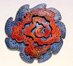 Whirlwind - Polymer Clay   Flickr - Photo Sharing!
