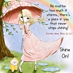 No matter how much it storms...