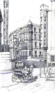 Málaga, Plaza de la Aduana | Flickr - Photo Sharing!