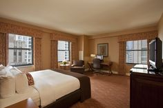 A king room in our historic tower. http://www.icchicagohotel.com/