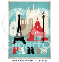 vintage paris poster - Google Search
