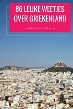Wedden dat je deze weetjes over Griekenland nog niet wist?