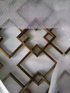 Metal screen pattern