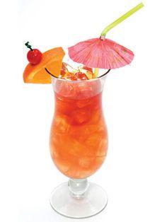 Mocktails - Non alcoholic drinks for teens - Teen party ideas - Seventeen Mai Tai, Triple Sec, Vodka, Summer Drinks, Fun Drinks, Summer Fun, Summer Time, Cocktail Umbrellas, Malibu Rum