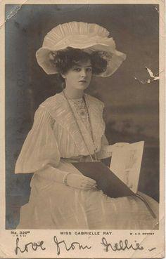 Women Reading - Miss Gabrielle Ray