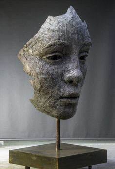 MONUMENTAL FRAGMENT by Lionel Smit - Sculpture - Contemporary Artist