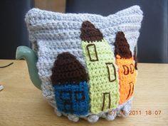 Crochet tea cosie by slim114