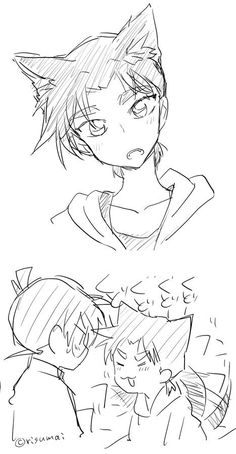 Manga Detective Conan, Conan Comics, Gosho Aoyama, Magic Kaito, Case Closed, Anime, Childhood, Fan Art, Cartoon