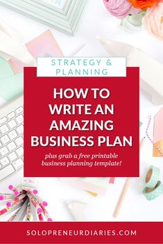 Why Business Planning Is Important for Your Business Growth How often do you set aside time to plan for your small business? Here are some reasons why business planning is important for the success of your business. Business Planner, Business Goals, Business Entrepreneur, Business Design, Business Marketing, Business Tips, Marketing Plan, Content Marketing, Mobile Marketing
