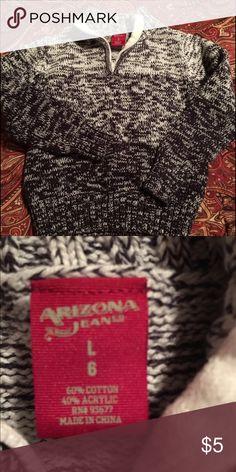 Arizona boys sweater EUC, worn once! Arizona Jean Company Shirts & Tops Sweaters