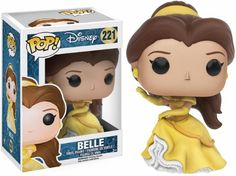 PRECO : Disney - Pop! - Princesses - Belle