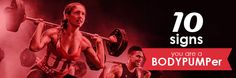 10 signs you are a BODYPUMPer  | Les Mills Asia Pacific