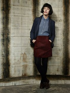 Oliver Spencer Launches Capsule Womenswear Collection