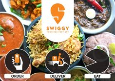 Swiggy offers Rs. 75 offer on minimum order of Rs. 299 only on online payment.