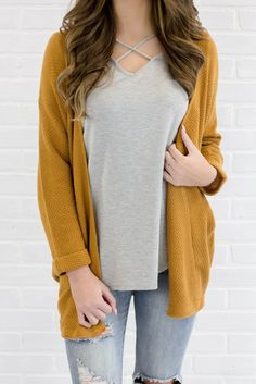 0f1b922ff61 Classic Camel Cardigan- Cozy Knit Cardigan- Open Front Sweater-  28- Juliana s  Boutique