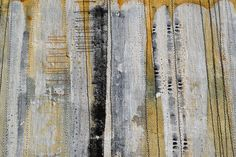 More experiments / cloth, paint and stitch -by debbie lyddon
