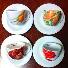 Šálka na espresso kávu - coffee D Ancap Taliansko, cena za Espresso, Coffee, Tableware, Alcohol, Espresso Coffee, Kaffee, Dinnerware, Tablewares, Cup Of Coffee