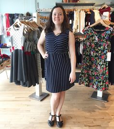 The shops are filling up with new favourites! Check out Cara is this super lightweight striped number from Cherry Bobin! #shoplife #ottawafashion #ottawamade #slowfashion #comfy #officestyle #travelstyle #easywear #secretpajamas #liveauthentic #stayandwander #dayslikethese #madelocal #madeincanada #lovethislook