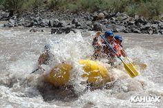 Rafting por el Río Mendoza - Kahuak