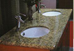 Bathroom Granite Vanity Tops