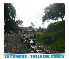 La Cumbre - #ValledelCauca #Colombia Spanish Pronunciation, Best Places To Travel, Amazing Nature, Railroad Tracks, City, Colombia, Mountain Range, Places To Travel, Cartagena