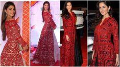 Anarkali Fashion Faceoff: Jacqueline Fernandez Vs Katrina Kaif Who Wore it Better?