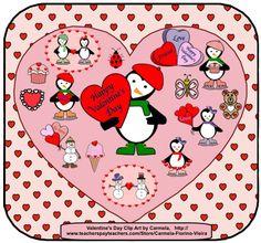 Valentine's Day Clip Art $