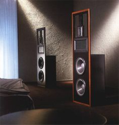 High End Audio Equipment For Sale Open Baffle Speakers, Pro Audio Speakers, Big Speakers, Audiophile Speakers, Hifi Audio, Equipment For Sale, Audio Equipment, Surround Sound Systems, Speaker Design