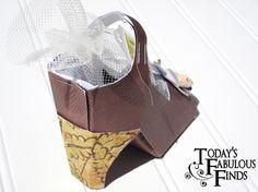 high heel paper shoe template | high heel paper shoe template | Today's Fabulous Finds: Paper Shoe ...