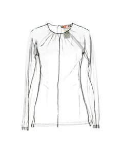 Msgm Women Blouse on YOOX. The best online selection of Blouses Msgm. YOOX exclusive items of Italian and international designers - Secure payments - Free Return
