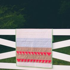 Kalamazoo Quilt - Modern Quilts - Fort Cotton Quilt Co.