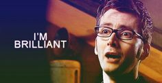 doctor who david tennant smart dumb brilliant David Tennant, Problem Quotes, Doctor Who Quotes, Through Time And Space, Wattpad, 10th Doctor, Don't Blink, My Tumblr, Dr Who