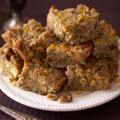 Best Stuffing - Green Chili Cornbread Stuffing