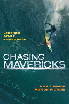 Buy or Rent Chasing Mavericks: The Movie Novelization as an eTextbook and get instant access. With VitalSource, you can save up to compared to print. Surf Posters, Movie Posters, Chasing Mavericks, Surf Movies, Summer Wallpaper, Collage Ideas, Surf Art, Sams, Picture Wall