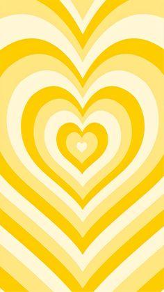 Aesthetic wallpaper yellow