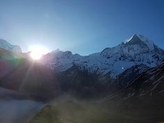 #Annapurna_Base_Camp :A journey for life time memory which always make you to remember & encourage you to plan more & more trip in your life.   #Annapurna_region #ABC_trek #hiking_trekking #clearskytreks #ghorepanipoonhill #walking_tour #annapurna_base_camp